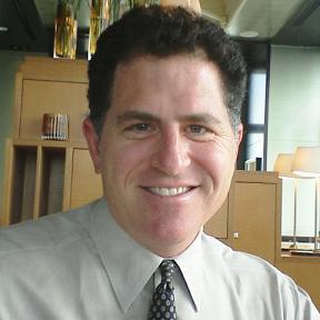 Michael Dell photo