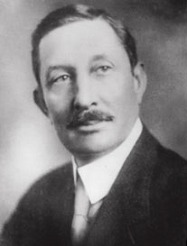 Caleb Bradham, the founder of Pepsi