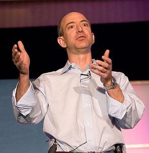 Jeff Bezos, The Founder Of Amazon (Wikimedia)