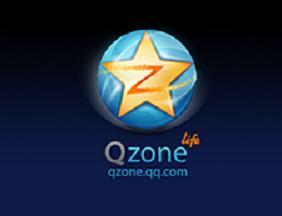 Qzone Logo - www.qq.com