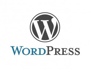 Wordpress Logo, 2012