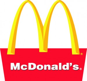 McDonald's Logo, 2012