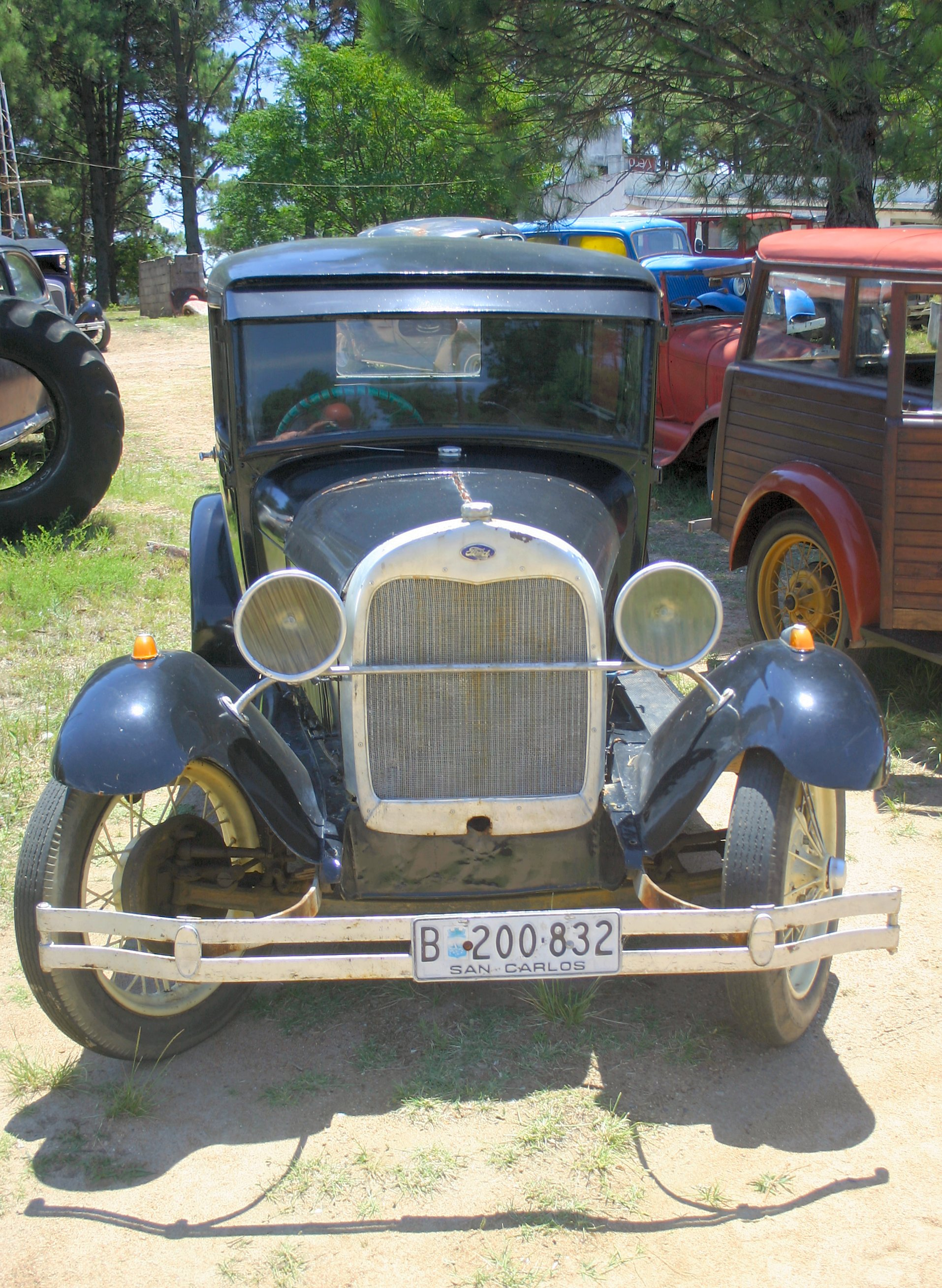 A history of ford motor company for Ford motor company history