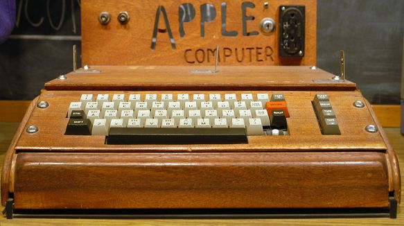 Apple I - The first computer of Apple Inc.