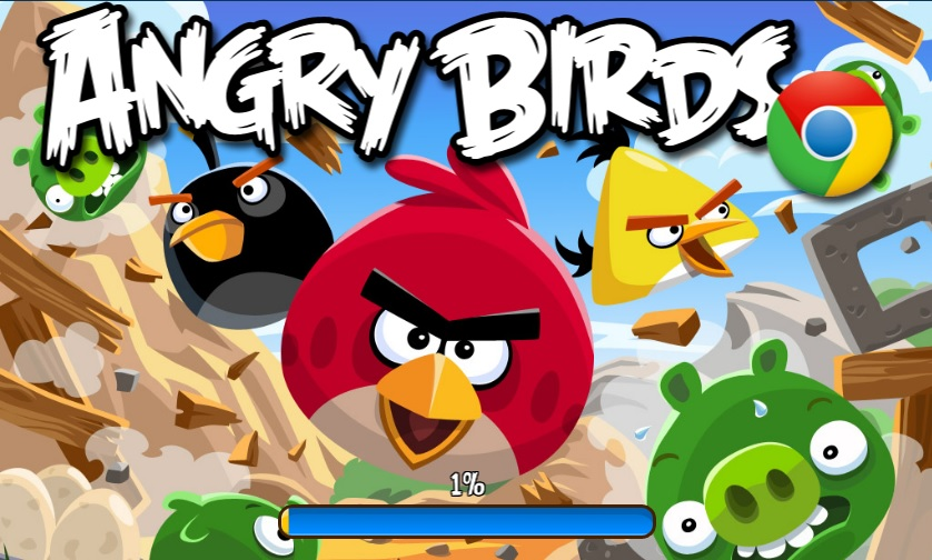 Angry birds a game for millions of dollars history angry birds angry birds the popular online game voltagebd Gallery