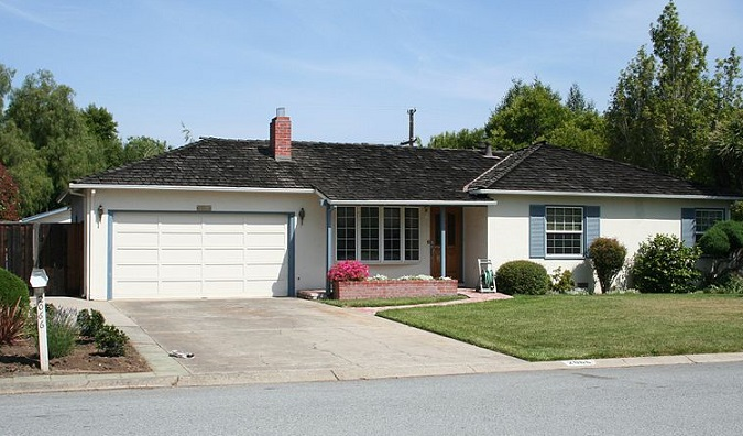 The garage where Apple was started