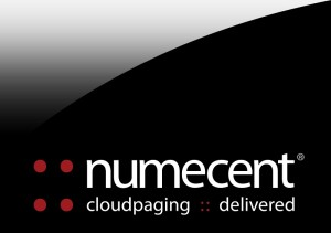 The logo of Numecent