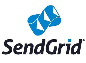 The logo of Sendgrid