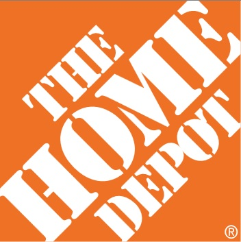 The logo of The Home Depot