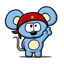 The logo of Rebelmouse.com