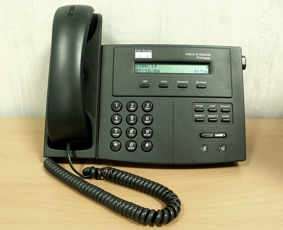 A Cisco Phone