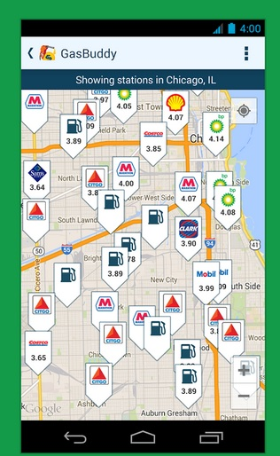 Gas Stations Around Me >> Where Is The Cheapest Gas Gasbuddy Can Tell You This The