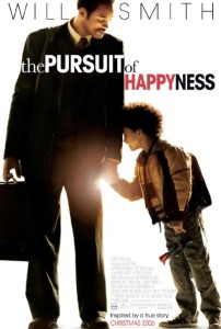 A movie inspired by the real life of Chris Gardner.