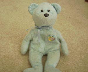 A Beany Baby - Decade The_Bear