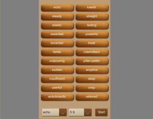 A screenshot of the iFart App