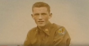 Chuck Feeney In The Army