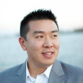 Jim Wang, a picture from his Twitter profile
