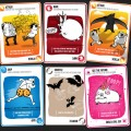Exploding kittens is an innovative game of card that collected more than $8 000 000.