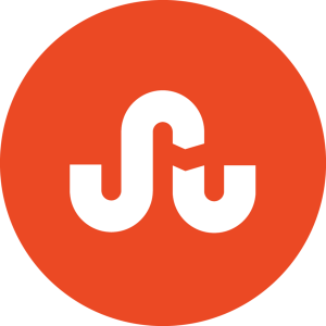 The logo of StumbleUpon.com