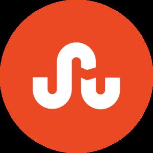 The logo of StumbleUpon.com