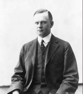 Arthur Davidson in 1907
