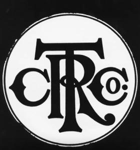 C-T-R's logo