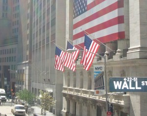 The Wall Street, New York